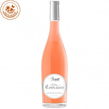 Château Camplazens : Rosé 2016