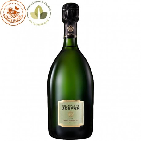 Champagne Jeeper : Grand Assemblage (brut)