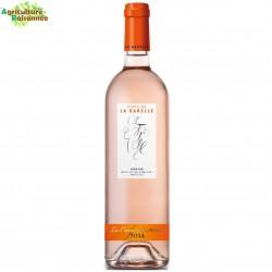 Domaine la Garelle : Cuvée du Solstice (rosé) 2015